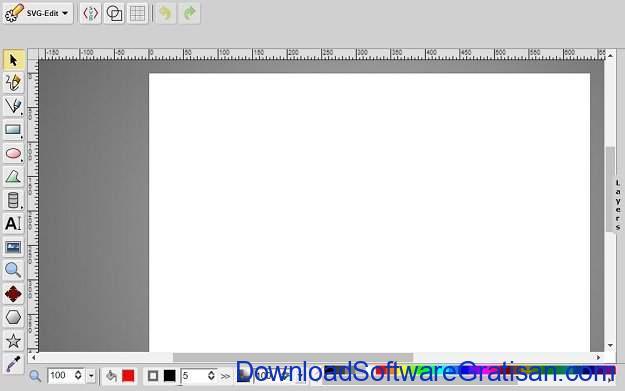 Aplikasi untuk Desain Gambar Gratis Terbaik SVG-edit