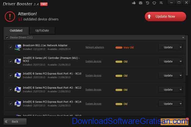 Aplikasi untuk Download Driver PC Otomatis Terbaru