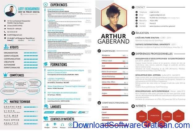 7 Aplikasi untuk Membuat CV Kreatif Secara Online & Gratis