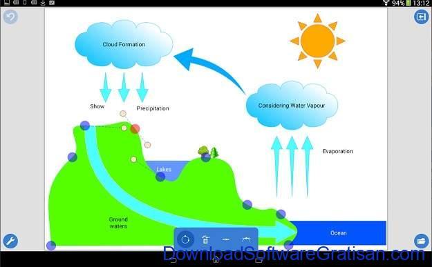 Aplikasi untuk Membuat Diagram di Android Grapholite Diagrams Demo