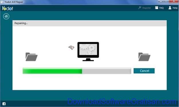 Aplikasi untuk Memperbaiki Video yang Rusak Yodot AVI Repair