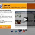 Aplikasi untuk Mengambil Screenshot Layar PC LightShot