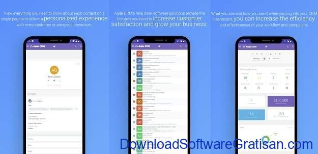 Aplikasi untuk Mengelola Data Pelanggan di Android - Agile