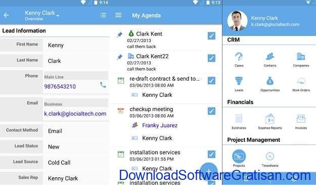 Aplikasi untuk Mengelola Data Pelanggan di Android - Apptivo