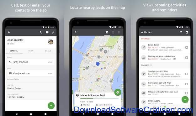 Aplikasi untuk Mengelola Data Pelanggan di Android - Pipedrive