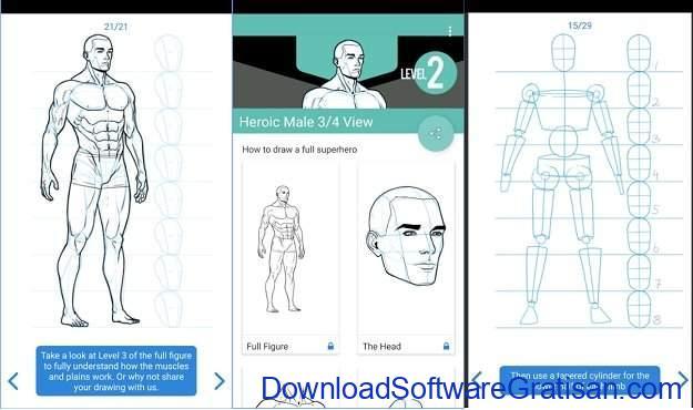 Aplikasi untuk Menggambar di Android Learn How to Draw