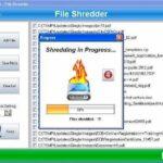 Aplikasi untuk Menghapus File Secara Permanen SSuite File Shredder