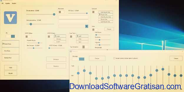 Aplikasi Equalizer terbaik untuk PC Windows Viper4Windows