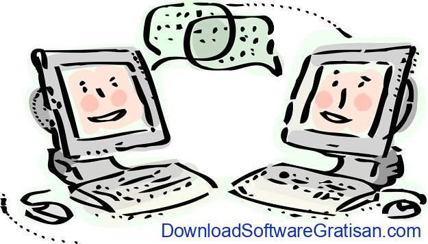 Bagaimana Chat Room Bekerja