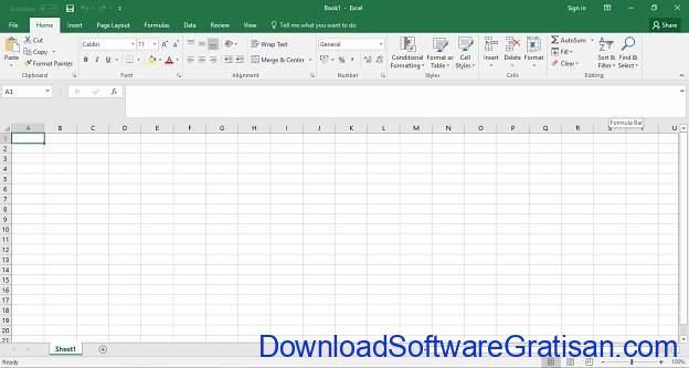 Cara Bikin Stok Barang Menggunakan Microsoft Excel di PC Langkah 1