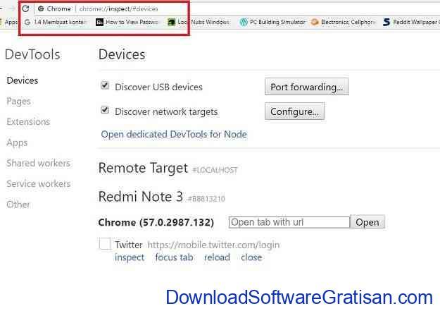 Cara Melihat Password Bintang di Hp Android Tanpa Root - Developer Tool