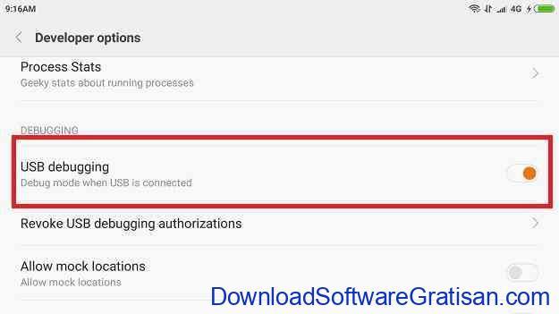 Cara Melihat Password Bintang di Hp Android Tanpa Root - USB Debugging