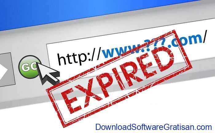 Cara Mengetahui Domain yang Telah Dihapus