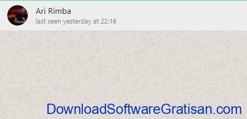 Cara Mengetahui Jika Kamu Telah Diblokir di WhatsApp - Last Seen