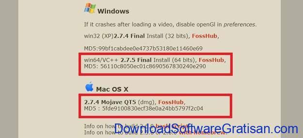 Cara Mengkompres File Besar - Download Avidemux