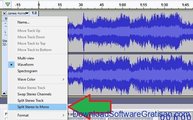 Cara Mengkompres File Besar - Format Sound Audacity 2