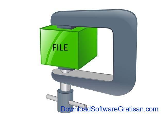Cara Mengkompres File Besar