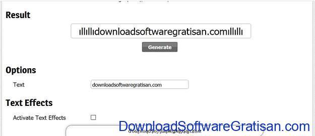 Desain Tulisan Online Gratis Terbaik - Stylish