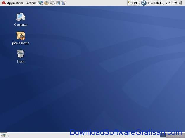 Distro Linux terbaik - CentOS