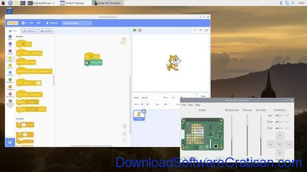 Distro Linux terbaik - Raspbian