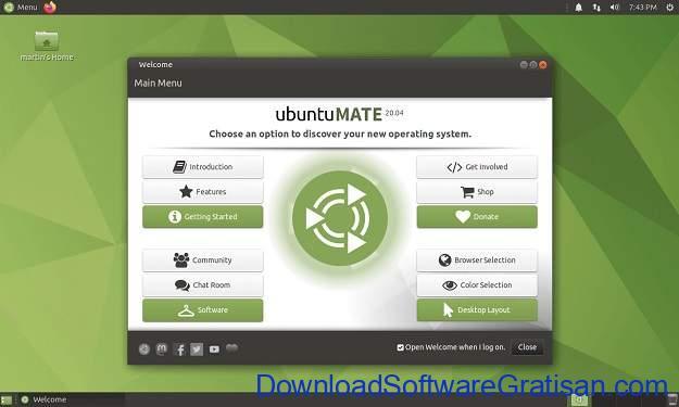 Distro Linux terbaik - Ubuntu MATE