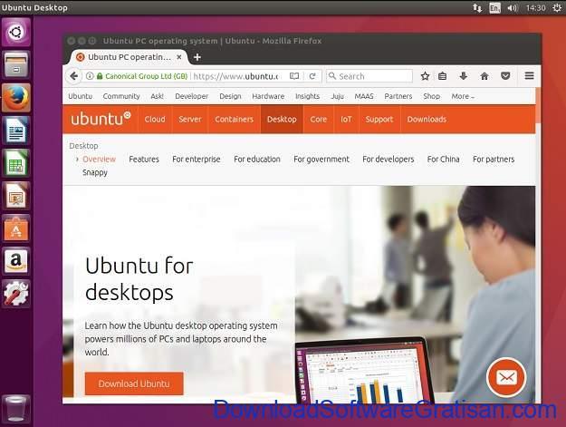 Distro Linux terbaik - Ubuntu