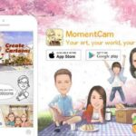 Download Aplikasi Edit Foto Jadi Karikatur Kartun Momentcam