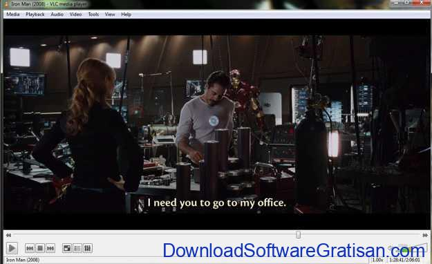 Download Aplikasi Media Player untuk PC VLC media player