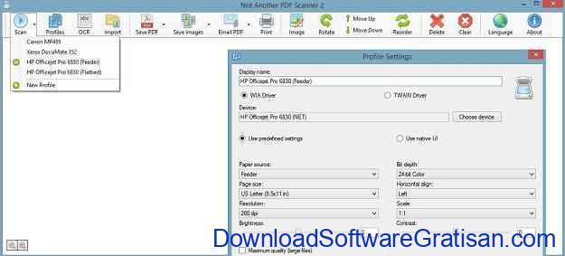 Download Aplikasi Scan Gratis untuk PC NAPS2