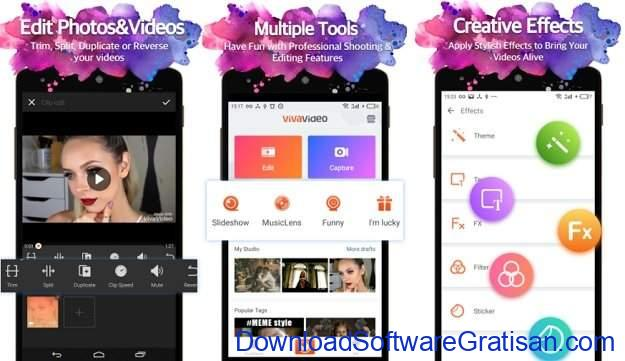 Download Aplikasi untuk Membuat & Edit Video VivaVideo
