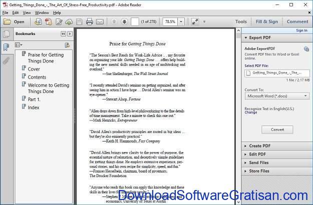 Download Aplikasi untuk Membuka & Baca PDF Adobe Reader