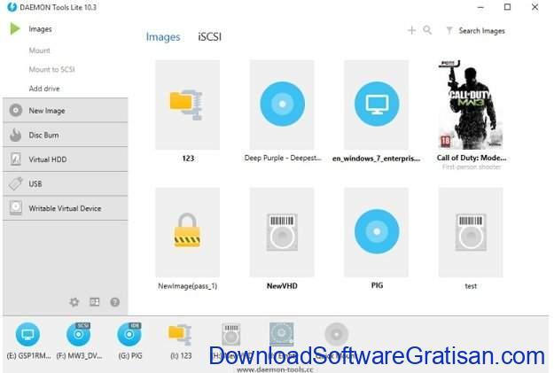 Download DAEMON Tools Terbaru Aplikasi untuk Membuat Drive Virtual