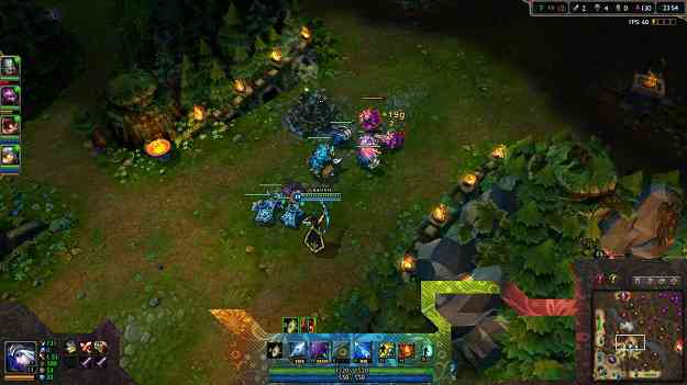 Download Game Multiplayer Online PC League of Legends