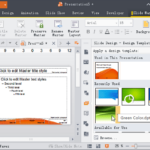 Download WPS Office Terbaru Aplikasi Office Gratis utnuk PC Presentation