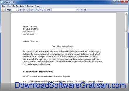 Driver Printer PDF Gratis Terbaik - PDFLite