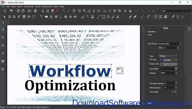 Editor PDF Multifungsi Master PDF Editor