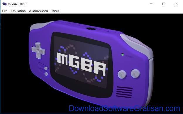 Emulator GBA (Game Boy Advance) Terbaik Untuk PC mGBA