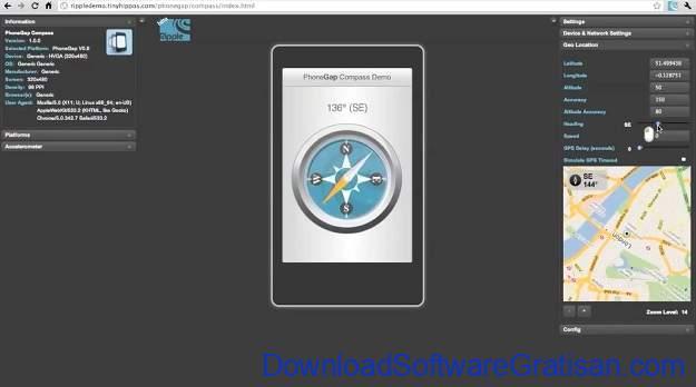 Emulator iOS Terbaik untuk PC Windows Ripple