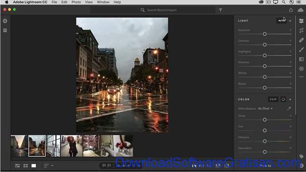 Fitur Adobe Photoshop Lightroom CC
