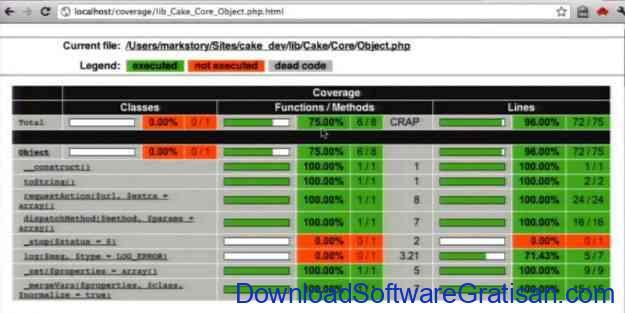 Framework Unit Testing Otomatis PHP Terbaik PHPUnit