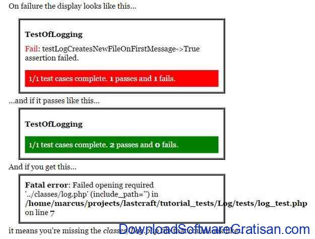 Framework Unit Testing Otomatis PHP Terbaik SimpleTest