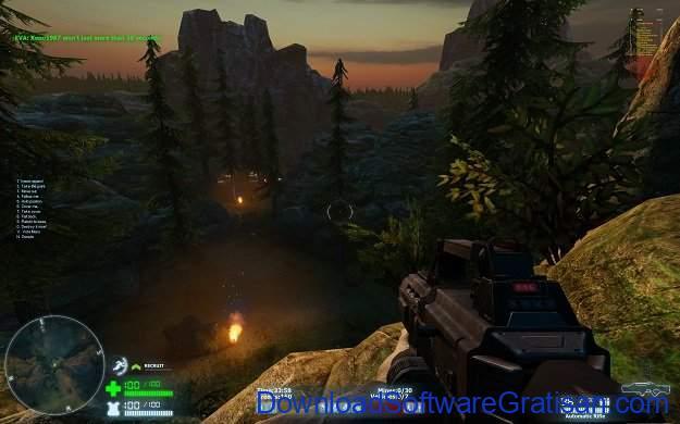 Game Action FPS + RTS Gratis untuk PC Renegade X