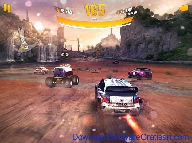 Game Android Terbaik yang Bisa Multiplayer Asphalt Xtreme