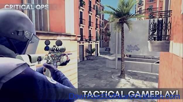 Game Android Terbaik yang Bisa Multiplayer Critical Ops