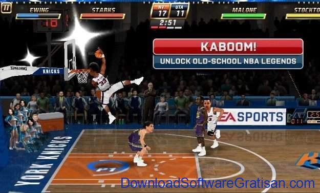 Game Android Terbaik yang Bisa Multiplayer NBA Jam