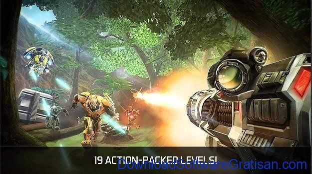 Game Android Terbaik yang Bisa Multiplayer NOVA Legacy