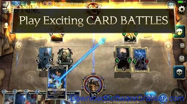 Game Android Terbaik yang Bisa Multiplayer The Elder Scrolls: Legends