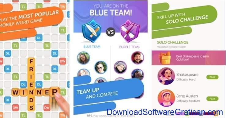 Game Android Terbaik yang Bisa Multiplayer Zynga