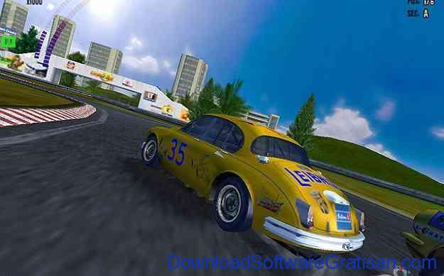 Game Balap Mobil Gratis untuk PC Auto Racing Classics