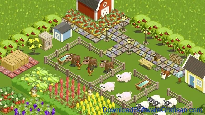 Game Berkebun Android Gratis Terbaik Pot Farm - Farm Story™